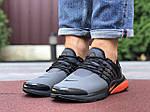 Мужские кроссовки Niке Air Presto (серые) 9834, фото 4