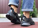 Мужские кроссовки Niке Air Presto (черные) 9835, фото 3