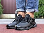Мужские кроссовки Niке Air Presto (черные) 9835, фото 4