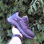 Мужские зимние кроссовки The North Face (серо-оранжевые) 3517, фото 7