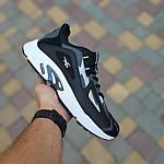 Мужские кроссовки Reebok DMX (серые) 10270, фото 2