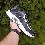 Мужские кроссовки Reebok DMX (серые) 10270, фото 3