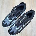 Мужские кроссовки Reebok DMX (серые) 10270, фото 4