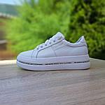 Женские высокие кроссовки Calvin Klein (белые) 20222, фото 2