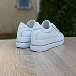 Женские высокие кроссовки Calvin Klein (белые) 20222, фото 3