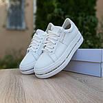 Женские высокие кроссовки Calvin Klein (белые) 20222, фото 5