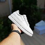 Женские высокие кроссовки Calvin Klein (белые) 20222, фото 9