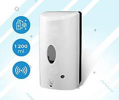 Дозатор сенсорный для антисептика Formed-4 на 1,2 л (1200 доз дезинфицирующего средства)