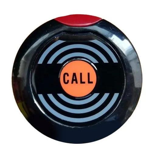 Кнопка вызова персонала RECS HCM-100 черная