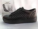 Стильные демисезонные полуботинки под кеды,кроссовки Bertoni, фото 6