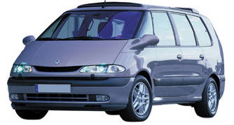 Renault Espace (JE0) 1996-2002