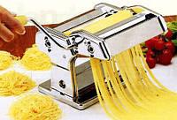 Лапшерезка настольная механическая из нержавеющей стали, фото 1