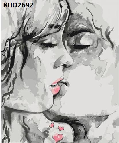 Картина по номерам. «Ти - мій космос» (КНО2692)
