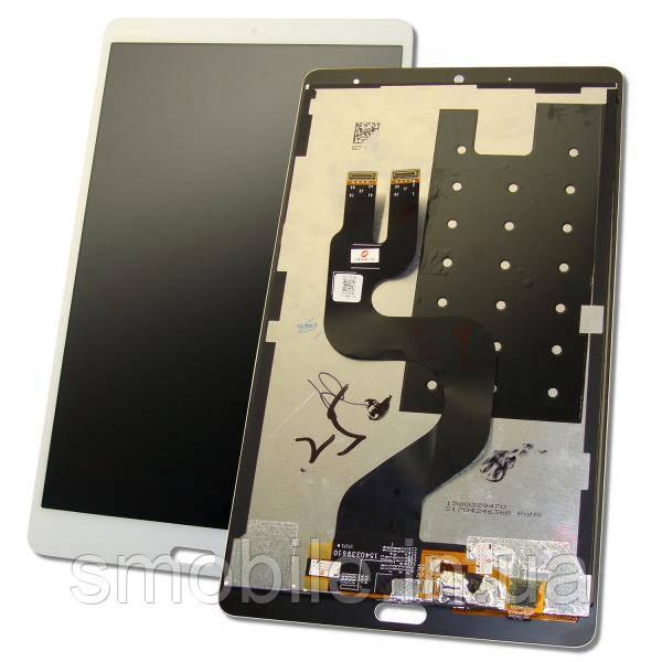 "Huawei Дисплей Huawei MediaPad M5 8 8.4"" с сенсором, белый (оригинал Китай)"