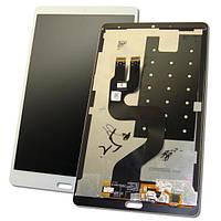 """Huawei Дисплей Huawei MediaPad M5 8 8.4"""" с сенсором, белый (оригинал Китай), фото 1"""