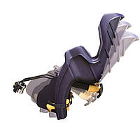 Велокрісло дитяче Bellelli Little Duck Relax на підсідельну трубу, до 22кг сірий (WYP851)