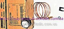 "Манометр кругл. 27 мм + труб. имп. ""клипса"" (ф.у, EU) ELEXIA (Comfort), MIRA, MAYA, арт. 61303159, к.з. 0759/1"