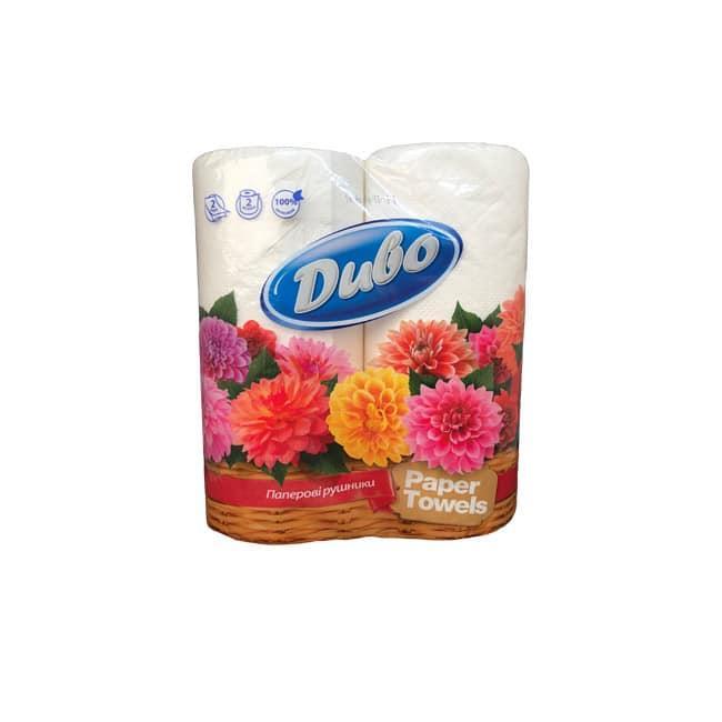 Полотенце бумажное Диво 2 рулона