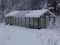 Теплица для зимнего периода: как выбрать конструкцию