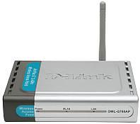 Точка доступа D-Link DWL-G700AP бу