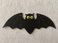 Летучая мышь нашивка  на Хэллоуин, фото 1