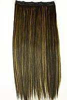 Штучні волосся на заколках, фото 1