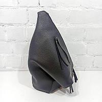 Стильный женский рюкзак ,качественный PU, черный. Арт.2072 Belali (Україна)