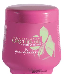 Ухаживающая серия средств для волос ORCHID OIL Kleral System