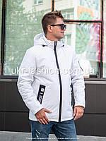 Чоловічі куртки демисезонные от производителя 48-56 белый