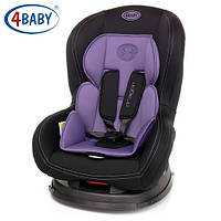 Автокресло 4Baby Dragon Purple, группа 0+/1 (0-18 кг)