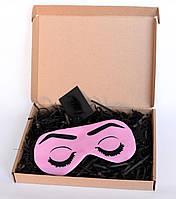 Дизайнерская Маска для сна Silenta Спящая красавица, фото 1