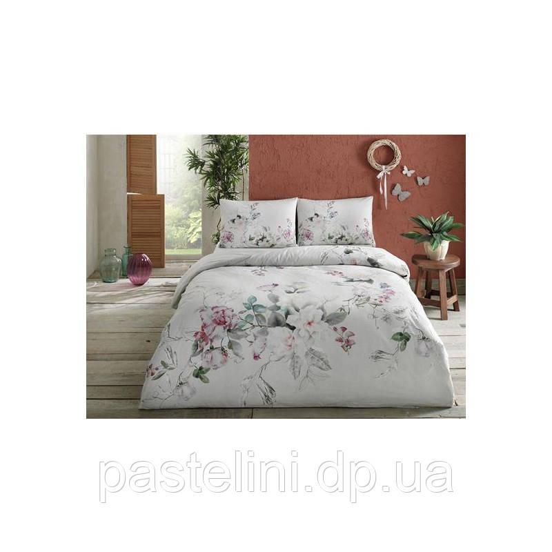 TAC Lucina pembe полуторный комплект постельного белья