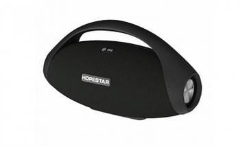 Портативная Bluetooth колонка Hopestar H31 (черная)