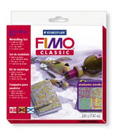 Набор FIMO Classic для мастер-класса «Мокуме гане» 4x56г