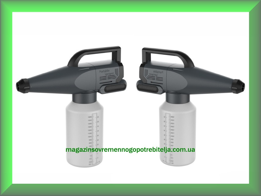 Генератор холодного туману акумуляторний, аерозольний генератор, УМО генератор, ULV генератор PBF-01
