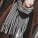 Стильний теплий шарф, накидка, палантин, хустку, фото 2