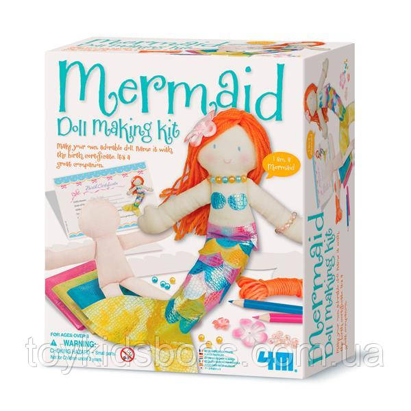 Набор для творчества 4M Кукла-русалка (00-02733)