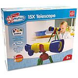 Оптический прибор Edu-Toys Мой первый телескоп 15x (JS005), фото 3