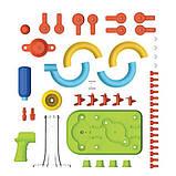 Конструктор Edu-Toys Горка-спираль с инструментами (JS022), фото 2