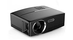Проектор портативный мультимедийный HLV Led Projector BYINTEK SKY GP80 Black
