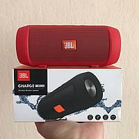 Портативная колонка JBL Charge 2+ MINI W2 - Bluetooth, FM, MP3 красная качественная реплика