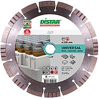 Круг алмазный 232x2.6/1.8x12x22.23-16 Distar 1A1RSS Bestseller Universal, фото 1