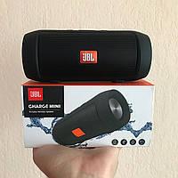 Портативная колонка JBL Charge 2+ MINI W2 - Bluetooth, FM, MP3 черная качественная реплика