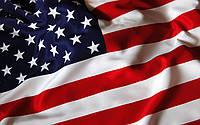 Большой флаг США