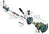 3309-3505010 Цилиндр тормозной главный ГАЗ 3307, 4301, 3308, 3309 с АБС (пр-во ГАЗ), фото 4