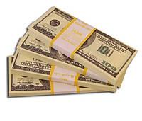 Пачка денег 100 $