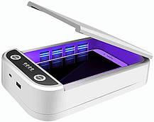 Портативный ультрафиолетовый  стерилизатор для дезинфекции предметов личного пользования, фото 2