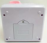 """Детская электронная копилка сейф """" Свинка пеппа""""  с кодовым замком и звуковыми эффектами, фото 5"""