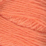 Пряжа для ручного вязания Фристайл YARNA  оранж 1340
