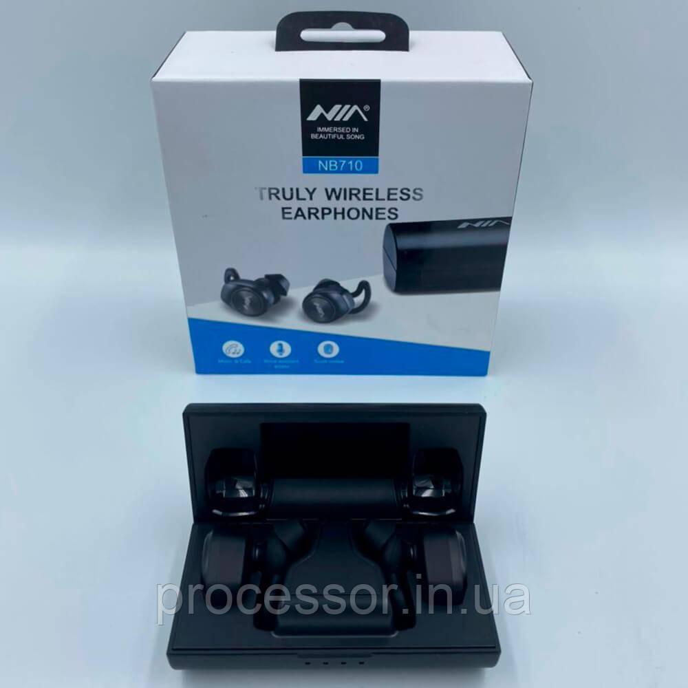 Бездротові навушники НЯ NB710 Bluetooth 5.0